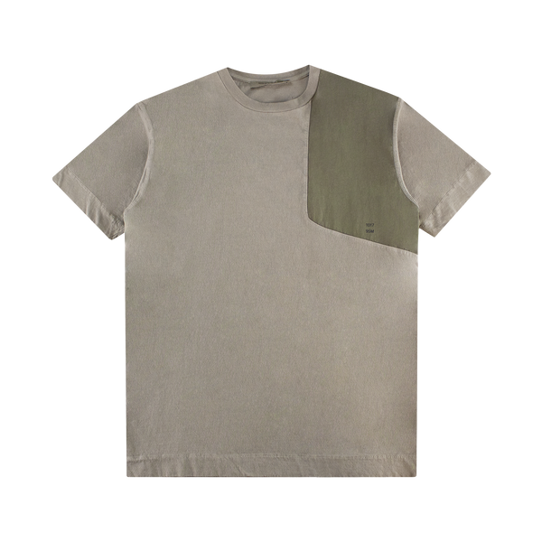 1017 ALYX 9SM S/S Bonded Pocket Tee [Taupe]