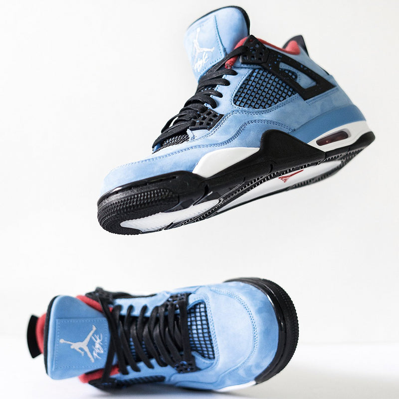Air Jordan 4 Retro 'Cactus Jack' [308497-406]