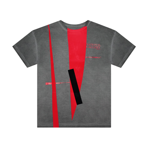 A-COLD-WALL* National Gallery T-Shirt [Slate]