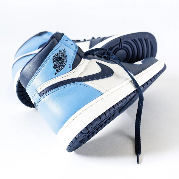 Air Jordan 1 Retro High OG 'Obsidian/University Blue' [555088-140]