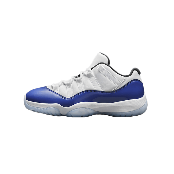 WMNS Air Jordan 11 Retro Low 'Concord' [AH7860-100]