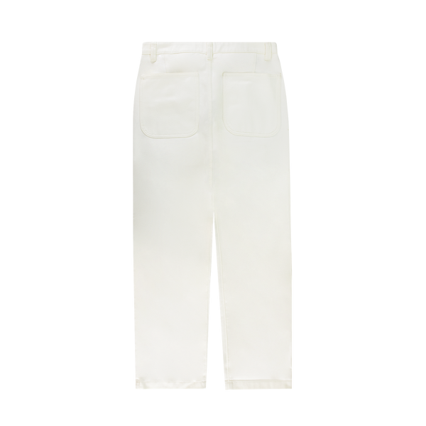 Acne Studios Carpenter Pant [Ivory White]