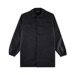 Acne Studios Face Coaches Jacket [Black]