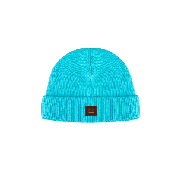 Acne Studios Small Face Beanie [Turquoise]