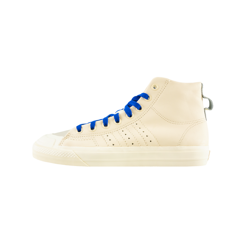 Adidas x Pharrell Williams Nizza Hi RF 'Ecru Tint' [FX8010]
