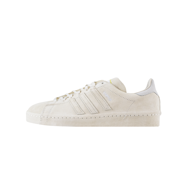 Adidas Campus 80s SH 'Clear White/Grey Heather' [FY6750]