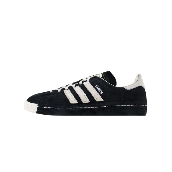 Adidas Campus 80s SH 'Core Black/Clear White' [FY6751]