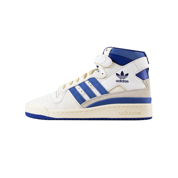 Adidas Forum 84 High 'Off White/Bright Blue' [FY7793]