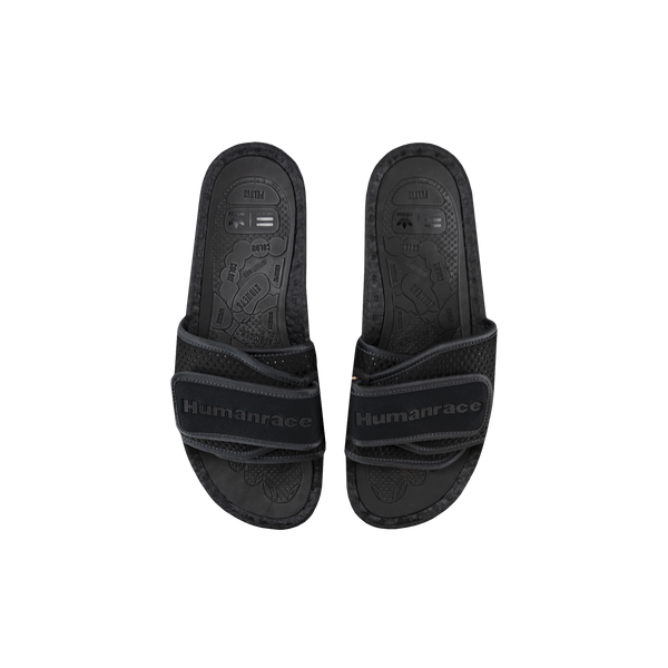 Adidas Pharrell Williams Chancletas Hu 'Black'