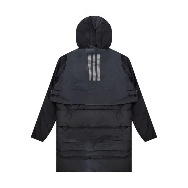 Women's Adidas X Pharrell Williams MyShelter Jacket 'Black'