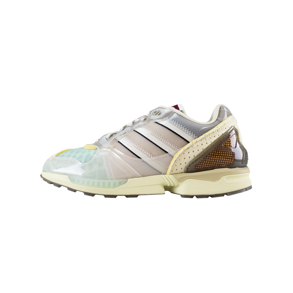 Adidas ZX 6000 - XZ 0006-Inside Out 'Clear Brown/Chalk White/Sand'