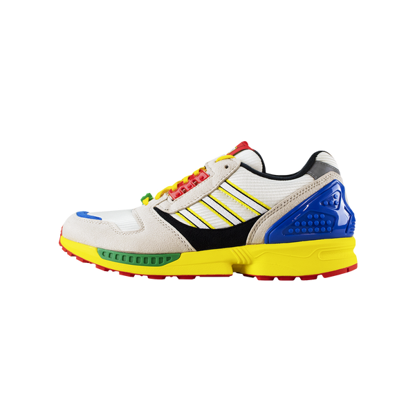 Adidas ZX 8000 LEGO 'Yellow/Core Brown/Footwear White' [FZ3482]