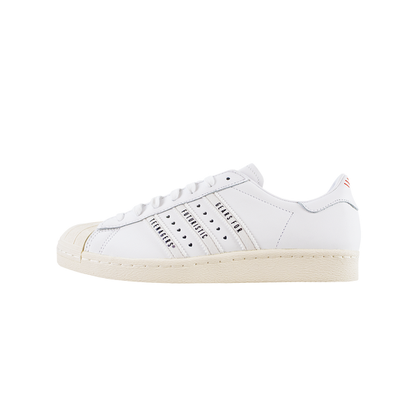 Adidas x Human Made Superstar 80s 'White' [FY0730]