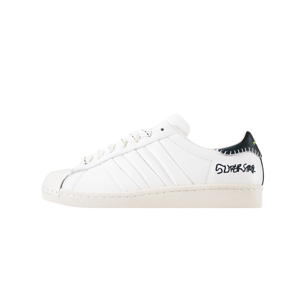 Adidas x Jonah Hill Superstar 'White/Green' [FW7577]