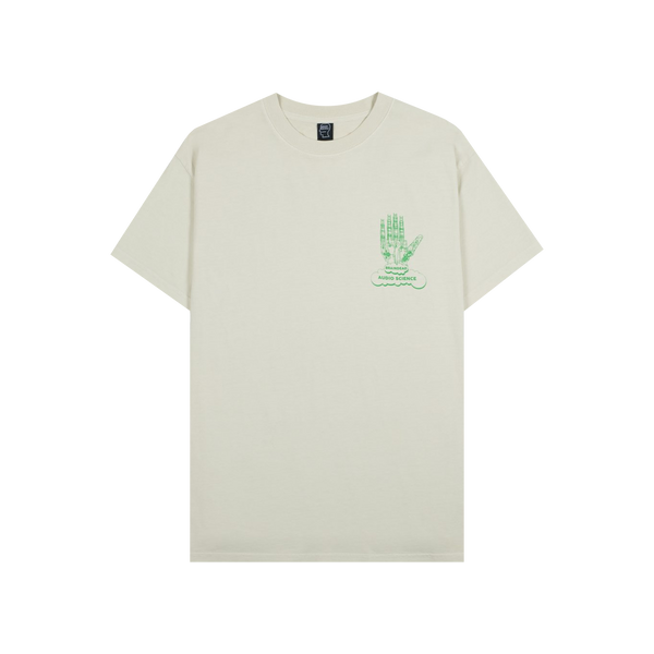 Brain Dead Audio Science Tee 'Natural'