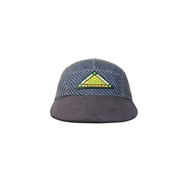 Brain Dead Post Earth Syndrome Fisherman Hat 'Charcoal'