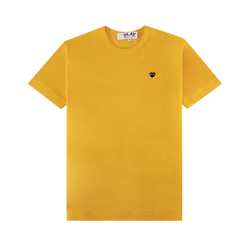 Comme des Garcons PLAY T-Shirt 'Yellow'