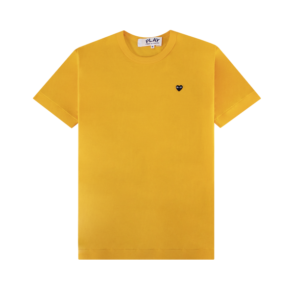 Comme des Garcons PLAY T-Shirt [Yellow]