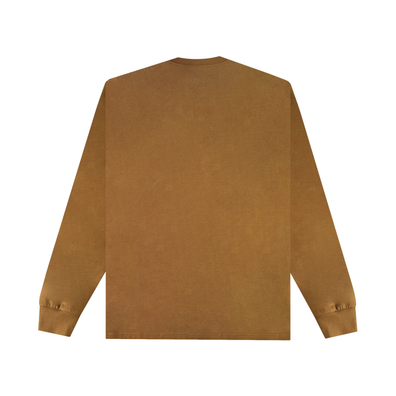 Carhartt WIP L/S Pocket T-Shirt [Hamilton Brown]