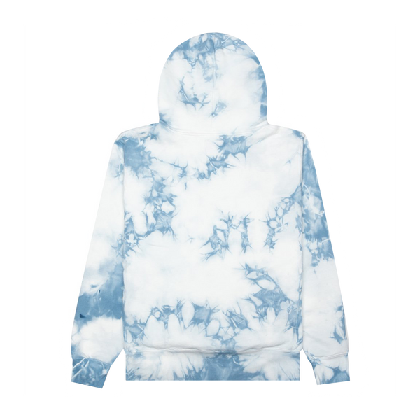 Chinatown Market GD Mountain Hoodie 'Blue Tie Dye'
