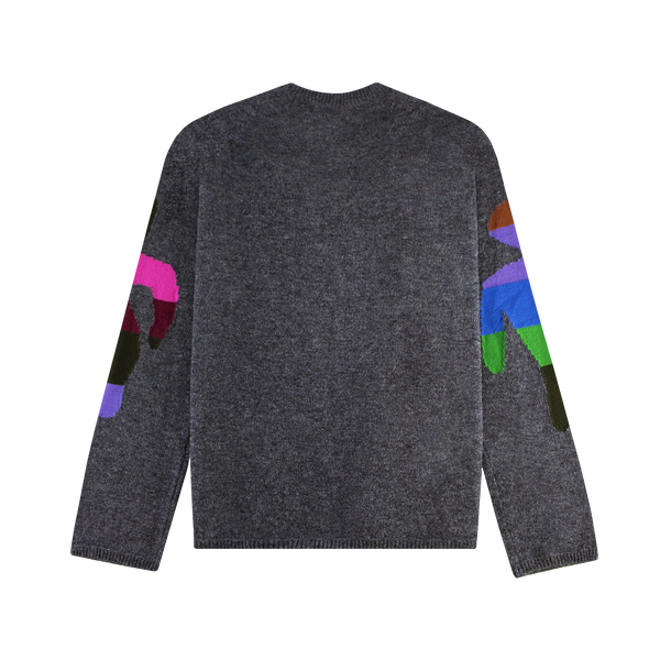 Comme Des Garcons SHIRT Knit Pullover [Grey]