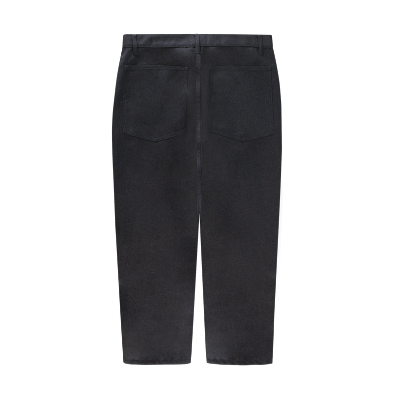 Comme des Garcons SHIRT Straight Fit Trousers [Grey]