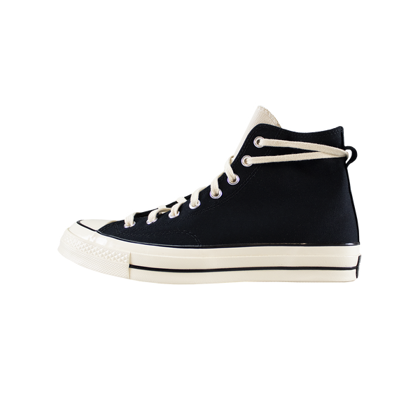 Converse x Fear Of God Essentials Chuck 70 Hi 'Black' [167954C]