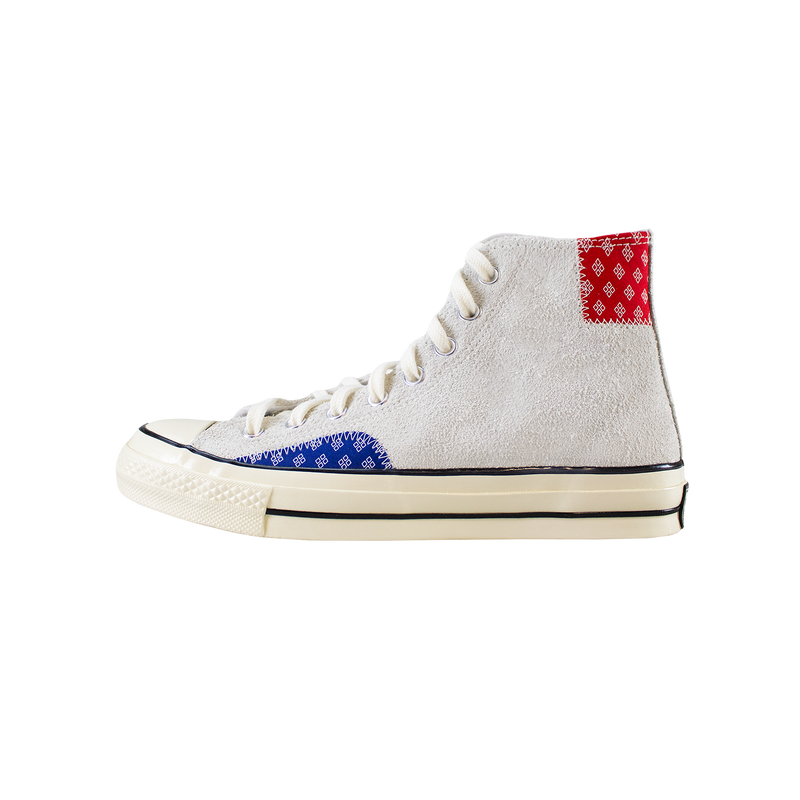 Converse Chuck 70 Hi 'Photon Dust/Rush Blue' [166854C]
