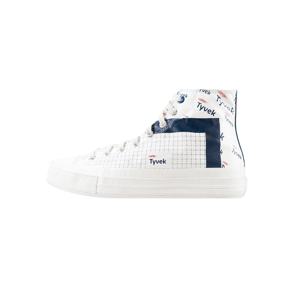 Converse Chuck 70 Hi 'White/Princess Blue/Fiery Red'