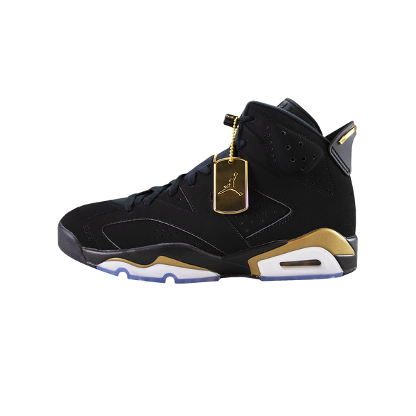 Air Jordan 6 Retro DMP 'Black/Metallic Silver' [CT4954-007]