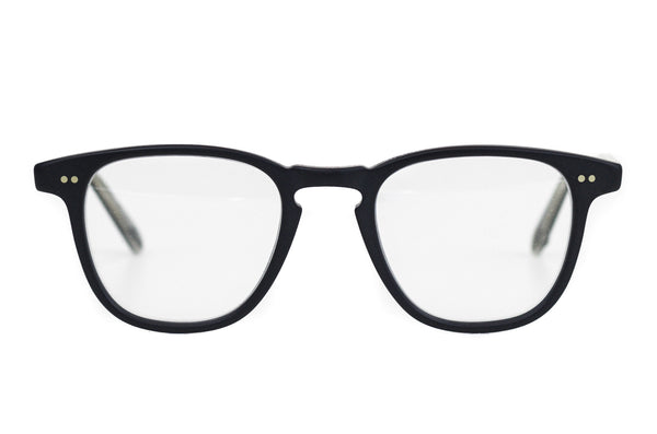 Garrett Leight Brooks [Matte Black]