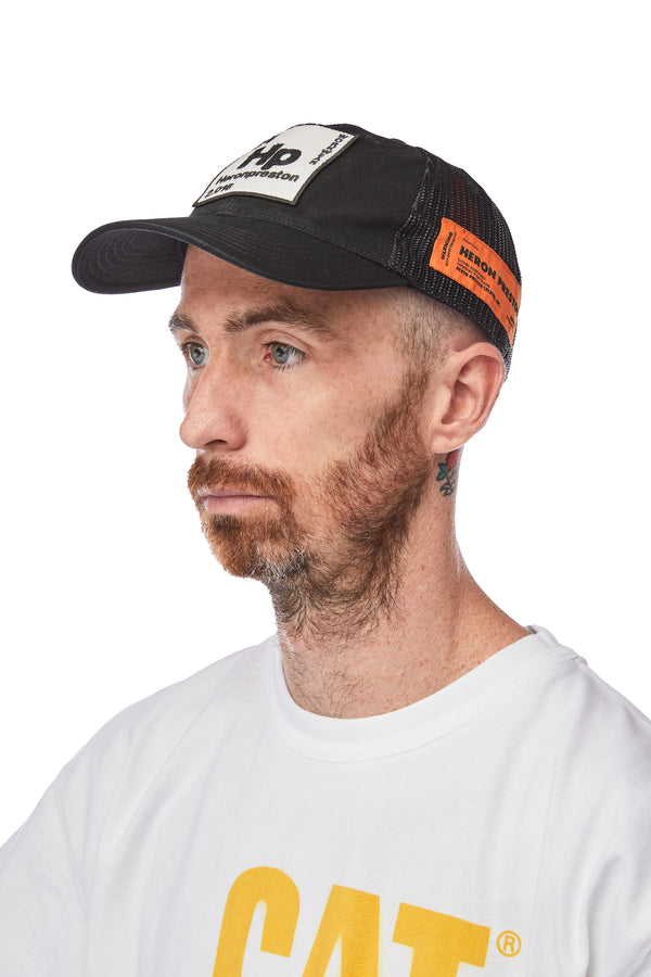 Heron Preston Periodic Hat 'Black/White'