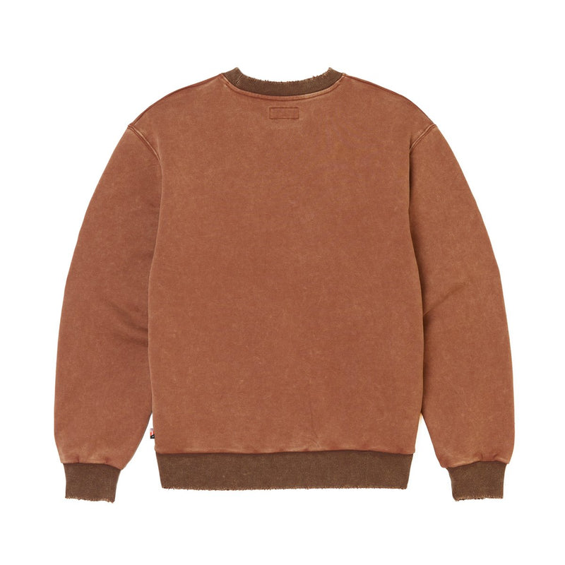 Honor The Gift 1988 Logo Crewneck [Brown]