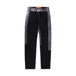 Heron Preston 5 Pocket Tape Denim [Clay Wash]
