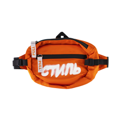Heron Preston CTNMB Fanny Pack [Orange]