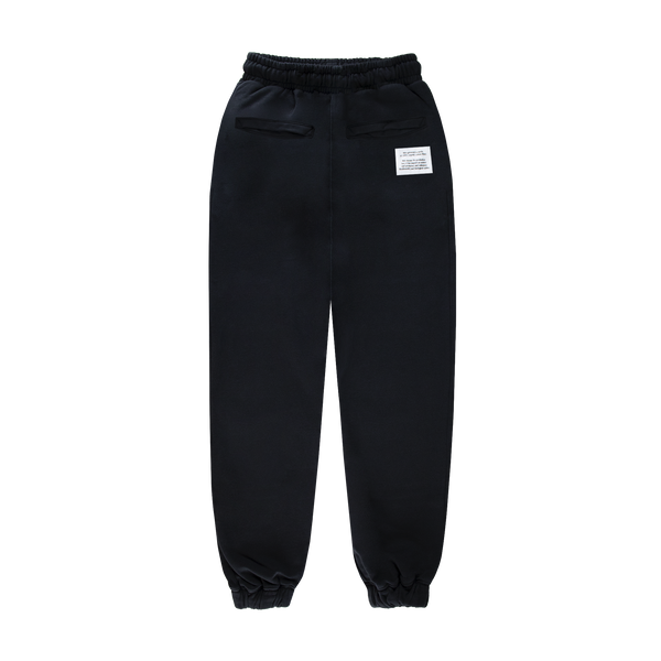 Heron Preston CTNMB Spray Vert Sweatpants [Black]