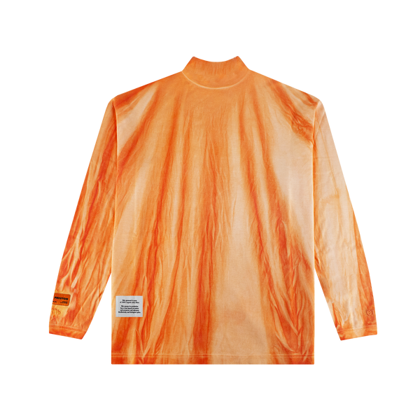 Heron Preston CTNMB Turtleneck [Orange]