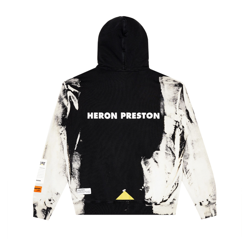 Heron Preston Classic CAT Hoodie 'Phantom White'
