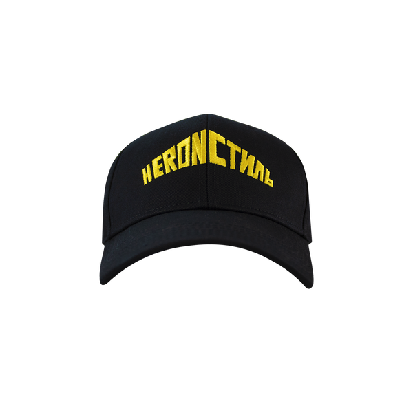 Heron Preston Heron Baseball Hat [Black]