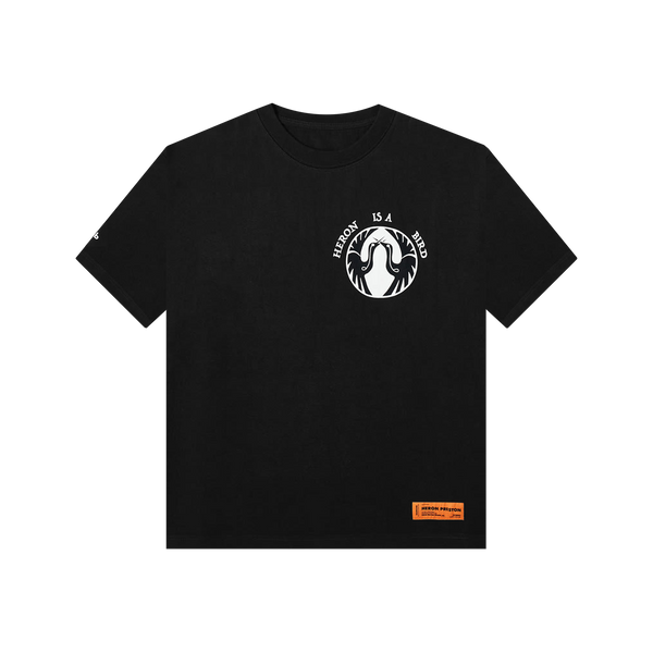 Heron Preston Heron Bird S/S Tee - 'Black/White'