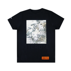 Heron Preston Heron Birds T-Shirt [Black]