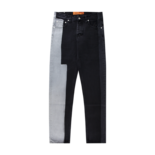 Heron Preston Riserva 5 Pocket Denim [Black]