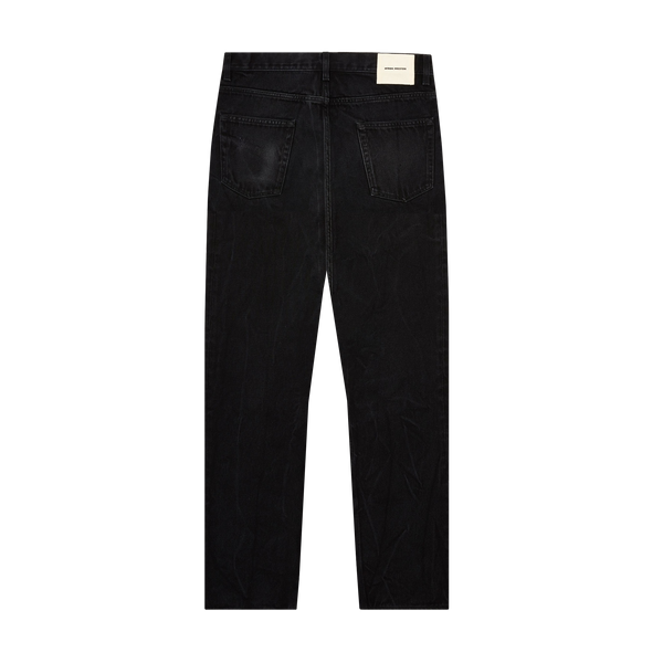 Heron Preston Slim 5 Pockets Denim 'Vintage Black'