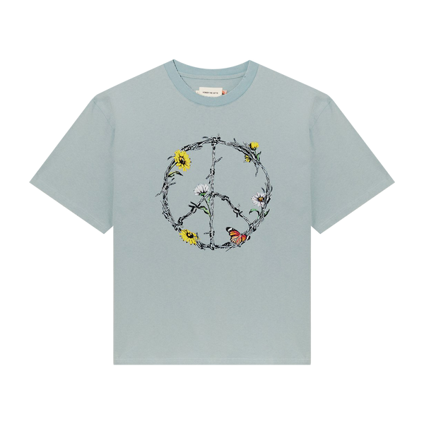 Honor The Gift Iron Peace S/S Tee 'Sky Blue'