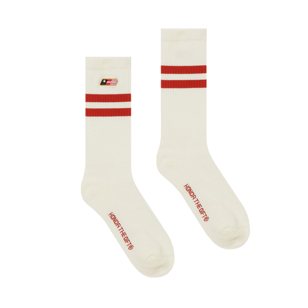 Honor The Gift Uniform Socks 'Bone'