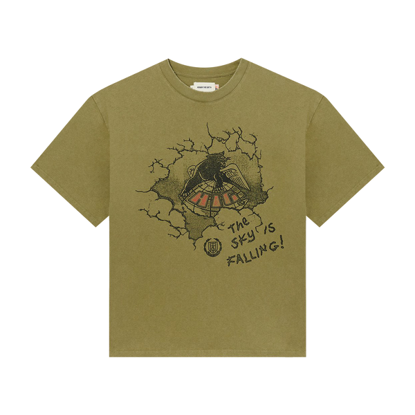 Honor The Gift Worldwide S/S Tee 'Army'