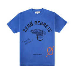 Honor The Gift Zero Regrets T-Shirt [Royal]