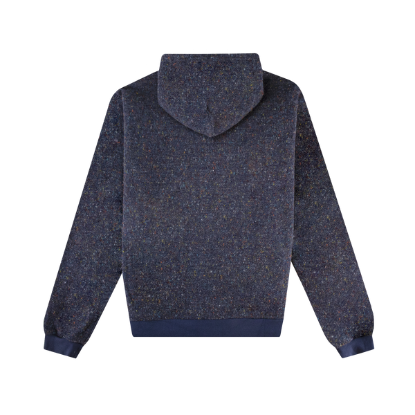 John Elliott Fireside Beach Hoodie [Navy Multi]