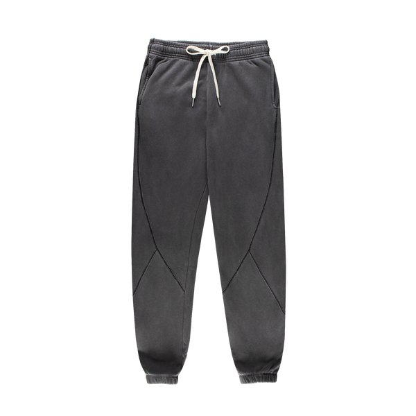 John Elliott Loose Stitch Sweatpants [Washed Black]