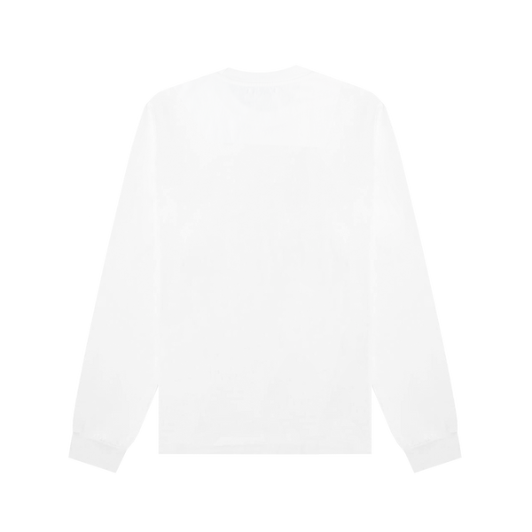 John Elliot L/S University T-Shirt 'White'